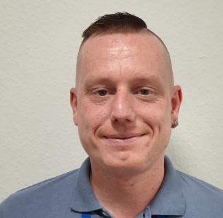 Stephen Bass Senior Support Worker Liberty House Rehab